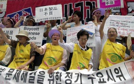 koreaansetroostmeisjesprotest