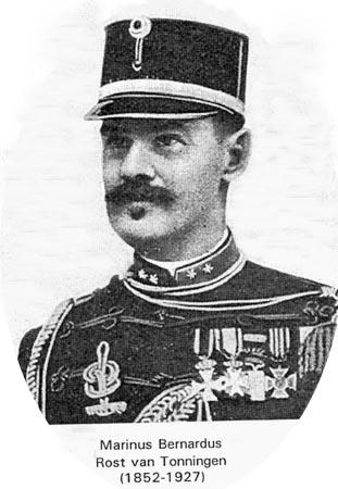 Exclusief boek Luitenant-Generaal Rost van Tonningen vol historisch materiaal! Tonningenpapa