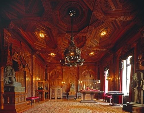 De Indische Zaal van paleis Noordeinde | Indisch4ever, nog niet ...