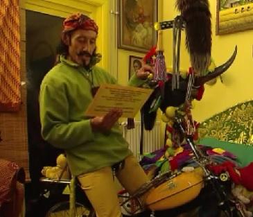 Pierre Corneille in 'Vals Plat' - 25 jan. 16.30 uur - Nederland 2. Tuanbatikatpuch