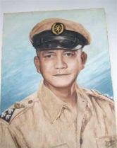 Kapitein KNIL infanterie1946
