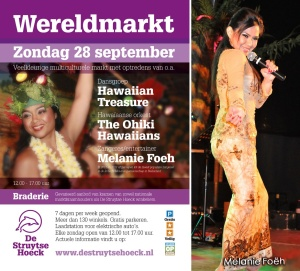 Flyer Wereldmarkt Hellevoetsluis 28 9 2014