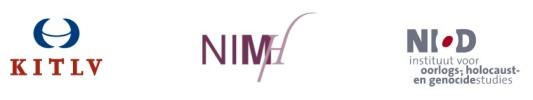 kitlv_nimh_niod_logo